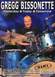 GREGG BISSONETTE - Yesterday*Today*Tomorrow cover
