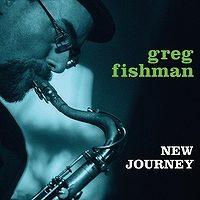 GREG FISHMAN - New Journey cover