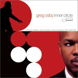 GREG OSBY - Inner Circle cover