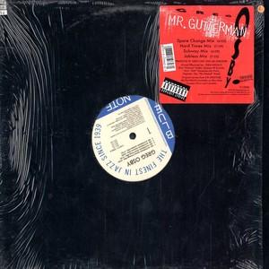GREG OSBY - Mr. Gutterman cover
