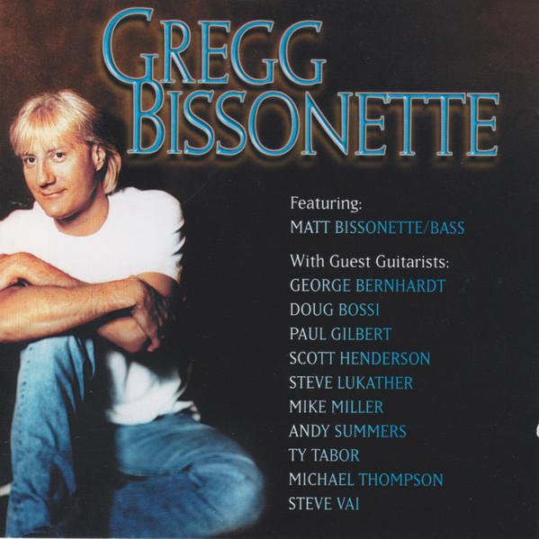 GREGG BISSONETTE - Gregg Bissonette cover