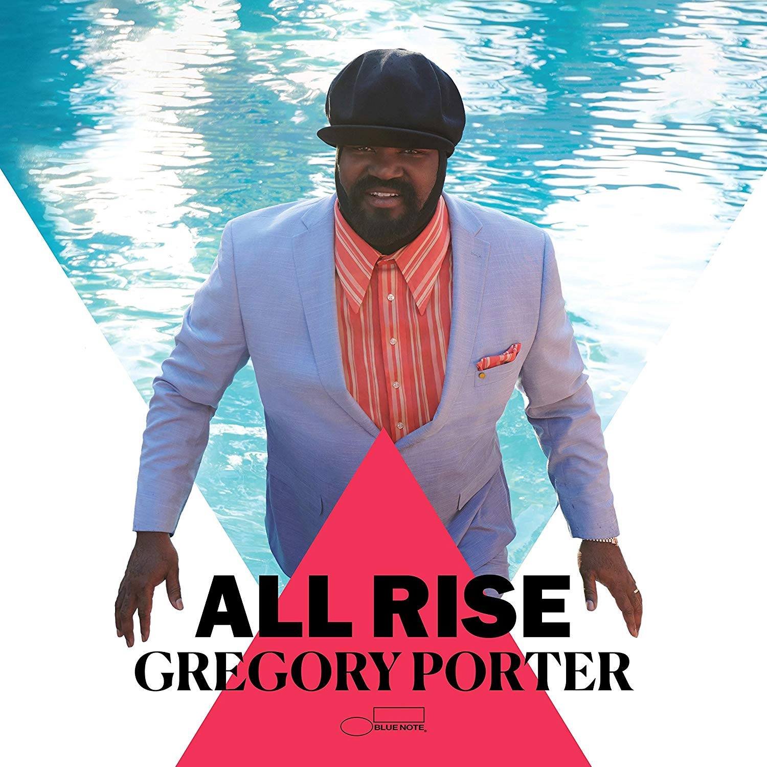 GREGORY PORTER - All Rise cover