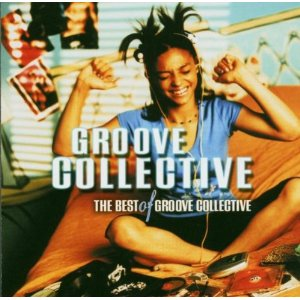 GROOVE COLLECTIVE - The Best of Groove Collective cover