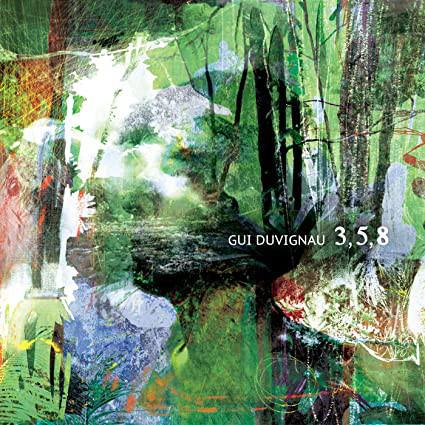 GUI DUVIGNAU - 3, 5, 8 cover