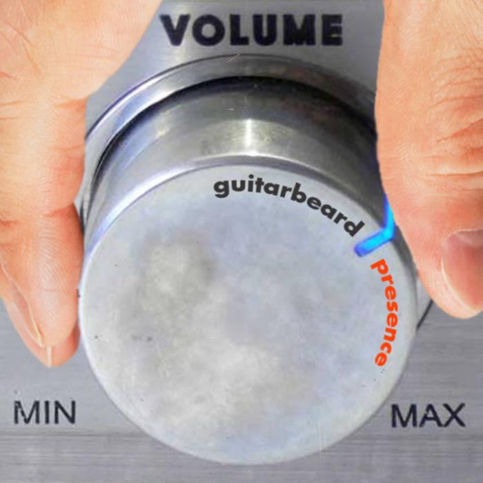 GUITARBEARD - Presence cover