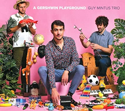 GUY MINTUS - A Gershwin Playground cover