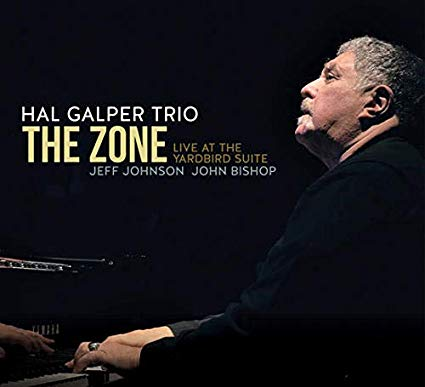 HAL GALPER - Zone : Live At The Yardbird Suite cover