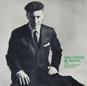 HAL MCKUSICK - Triple Exposure cover