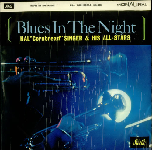 HAL SINGER - Blues In The Night cover