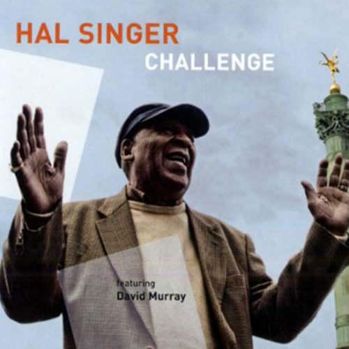HAL SINGER - Challenge cover