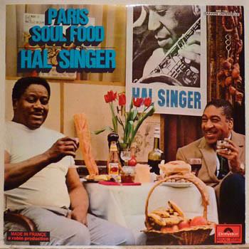HAL SINGER - Paris Soul Food cover