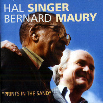 HAL SINGER - Prints in the Sand cover