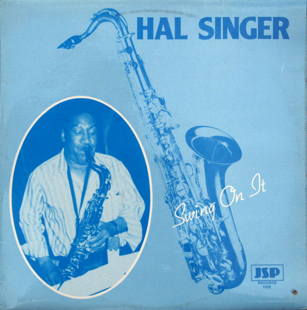 HAL SINGER - Swing On It cover