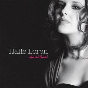 HALIE LOREN - Heart First cover