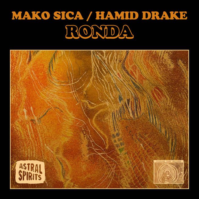 HAMID DRAKE - Mako Sica / Hamid Drake: Ronda cover