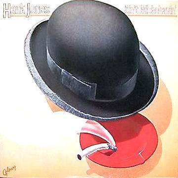 HANK JONES - Ain't Misbehavin' cover