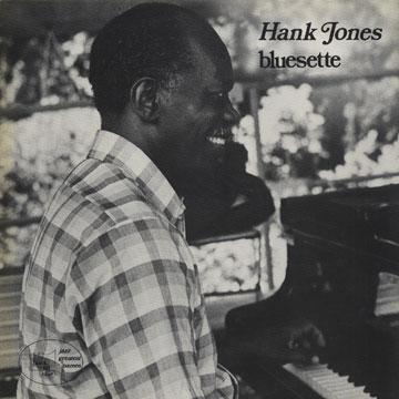 HANK JONES - Bluesette cover
