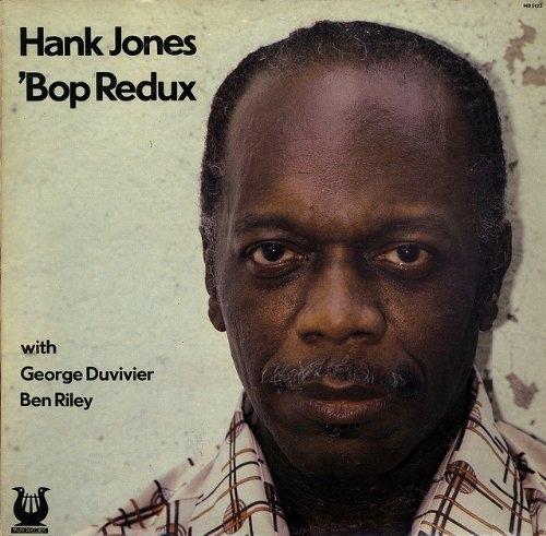 HANK JONES - 'Bop Redux cover