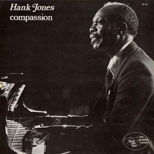 HANK JONES - Compassion cover