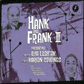 HANK JONES - Hank Jones, Frank Wess : Hank and Frank II cover