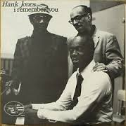 HANK JONES - I Remember You cover
