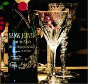 HANK JONES - Jam At Basie Featuring Hank Jones cover
