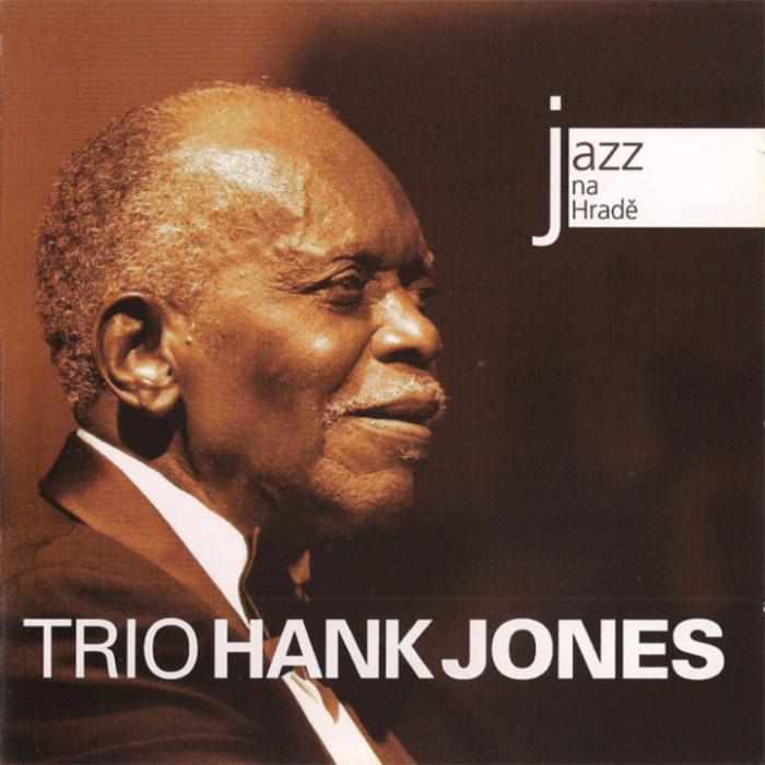 HANK JONES - Jazz na Hradě cover