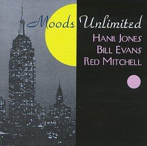 HANK JONES - Moods Unlimited cover