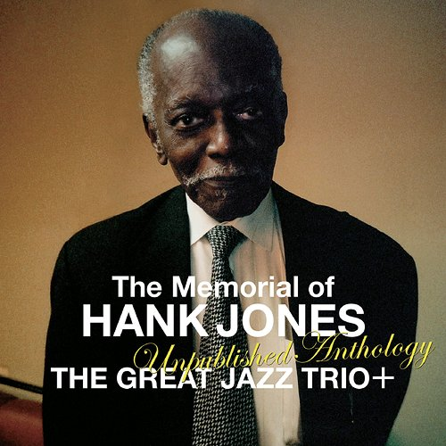 HANK JONES - The Memorial - Unpublished Anthology cover