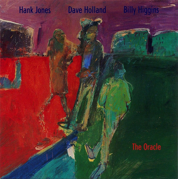 HANK JONES - The Oracle cover