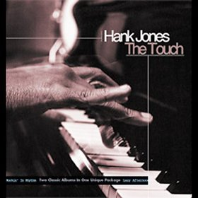 HANK JONES - The Touch cover