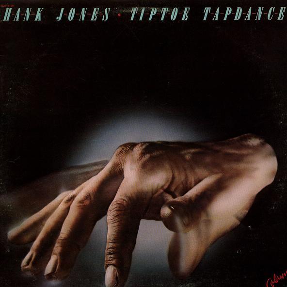 HANK JONES - Tiptoe Tapdance cover