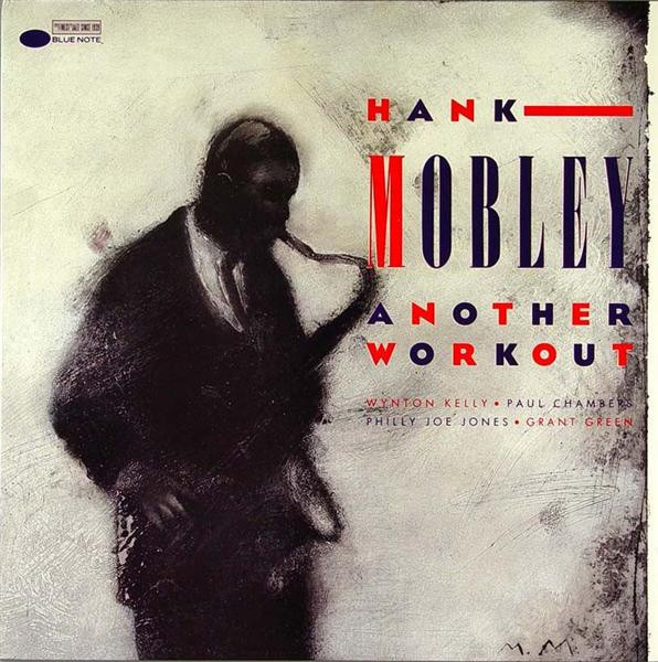 HANK MOBLEY - Another Workout cover