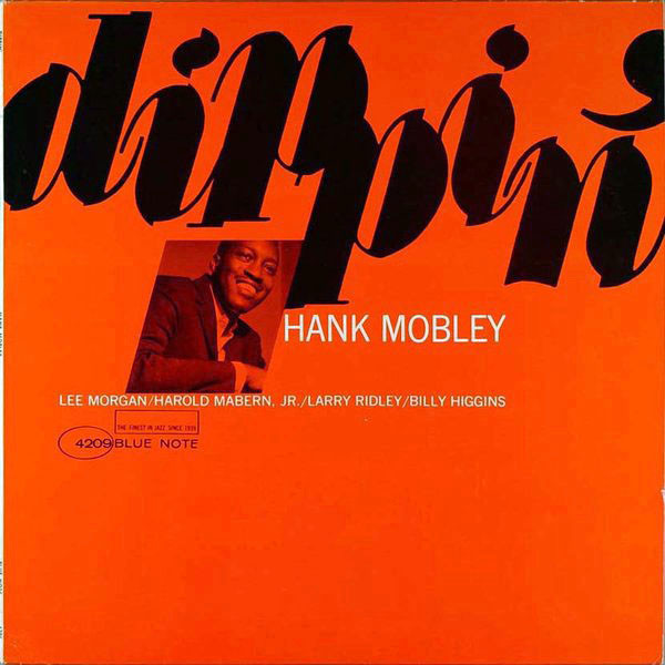 HANK MOBLEY - Dippin' cover