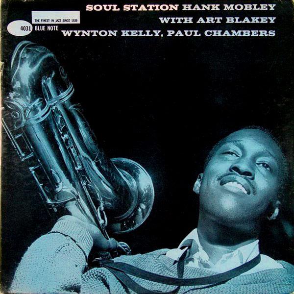 HANK MOBLEY - Soul Station cover