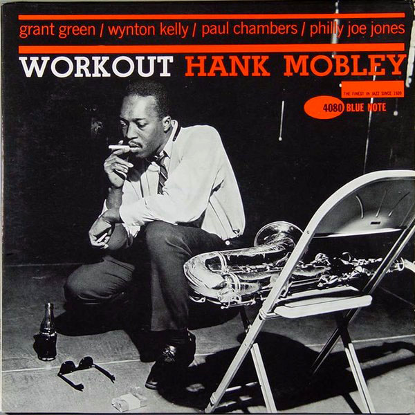 HANK MOBLEY - Workout cover