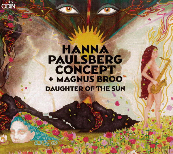 HANNA PAULSBERG - Hanna Paulsberg Concept & Magnus Broo ‎: Daughter Of The Sun cover