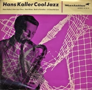 HANS KOLLER (SAXOPHONE) - Cool Jazz cover