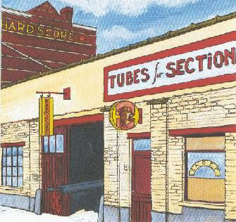HARDSCORE - Tubes For Sections cover