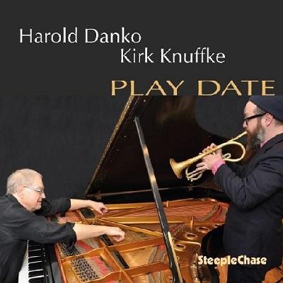 HAROLD DANKO - Harold Danko & Kirk Knuffke : Play Date cover