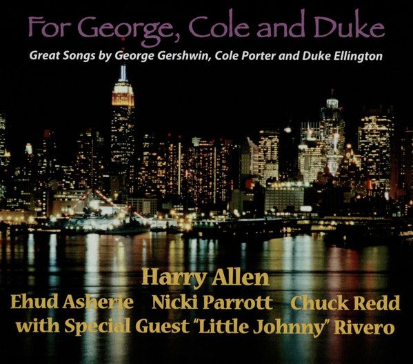 HARRY ALLEN - For George, Cole And Duke cover