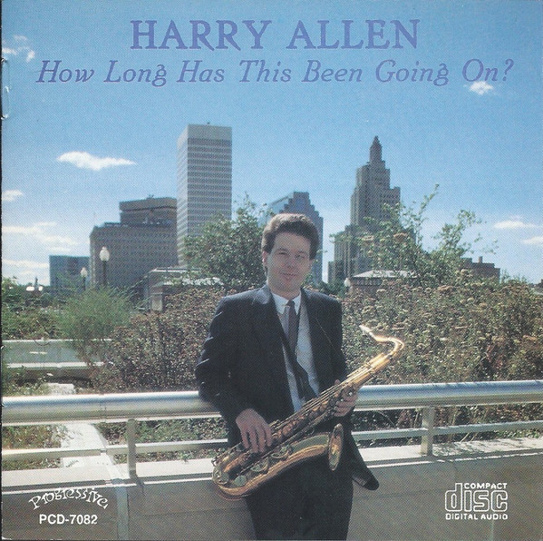 HARRY ALLEN - How Long Has This Been Going On? cover