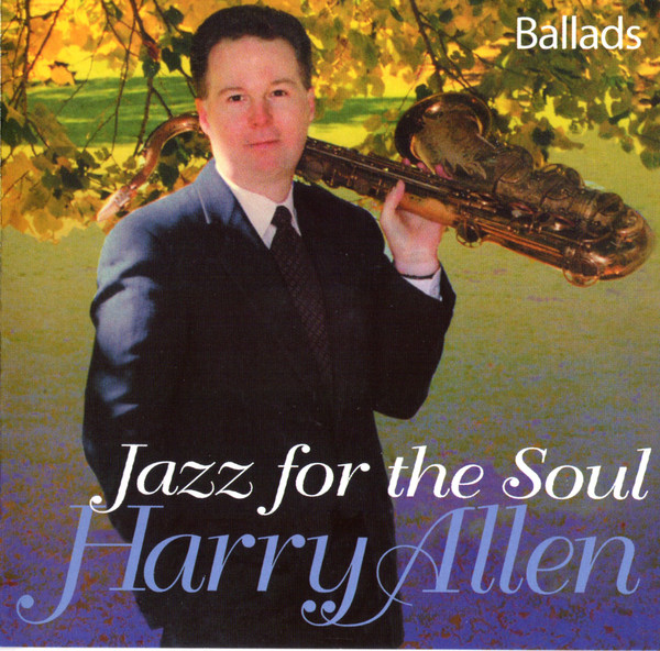 HARRY ALLEN - Jazz for the Soul cover