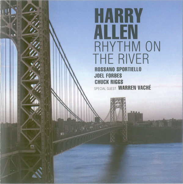 HARRY ALLEN - Rhythm On The River cover