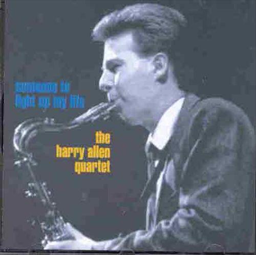HARRY ALLEN - Someone to Lighten Me cover