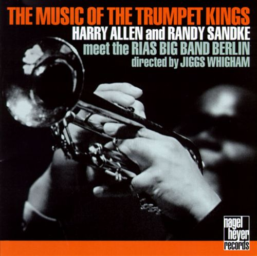 HARRY ALLEN - The Music of the Trumpet Kings cover