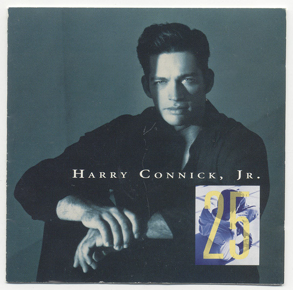 HARRY CONNICK JR - 25 cover