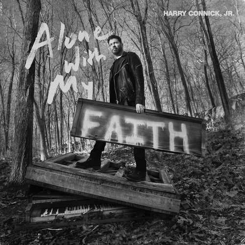 HARRY CONNICK JR - Alone With My Faith cover