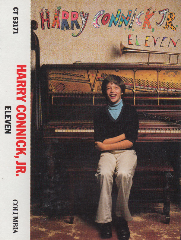 HARRY CONNICK JR - Eleven cover