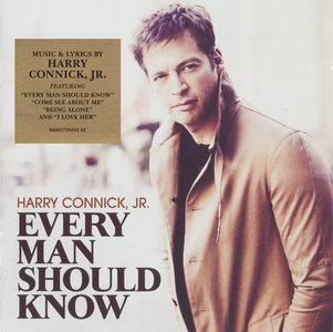 HARRY CONNICK JR - Every Man Should Know cover